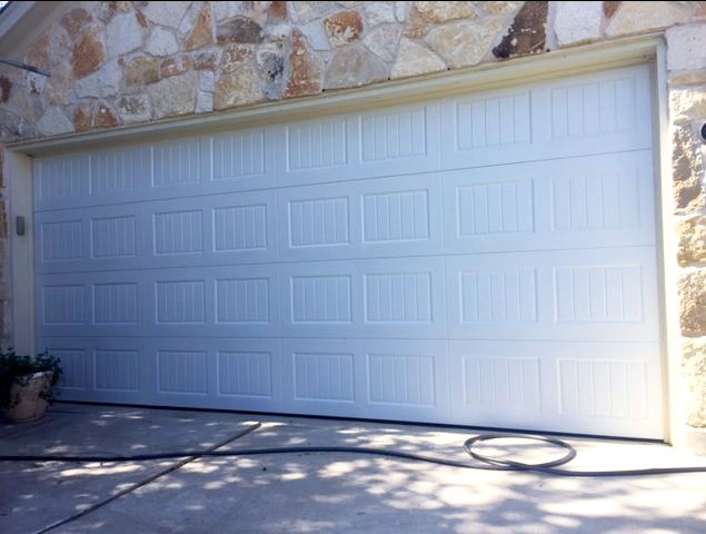 amarr new garage doors in austin