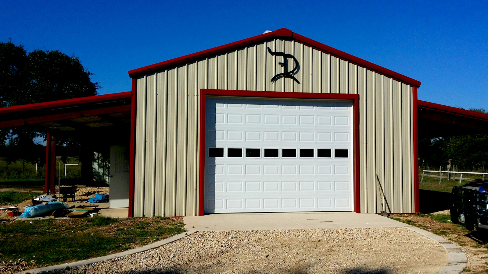 Hutto commercial overhead doors