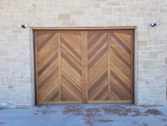 kyle new overhead garage doors install repair