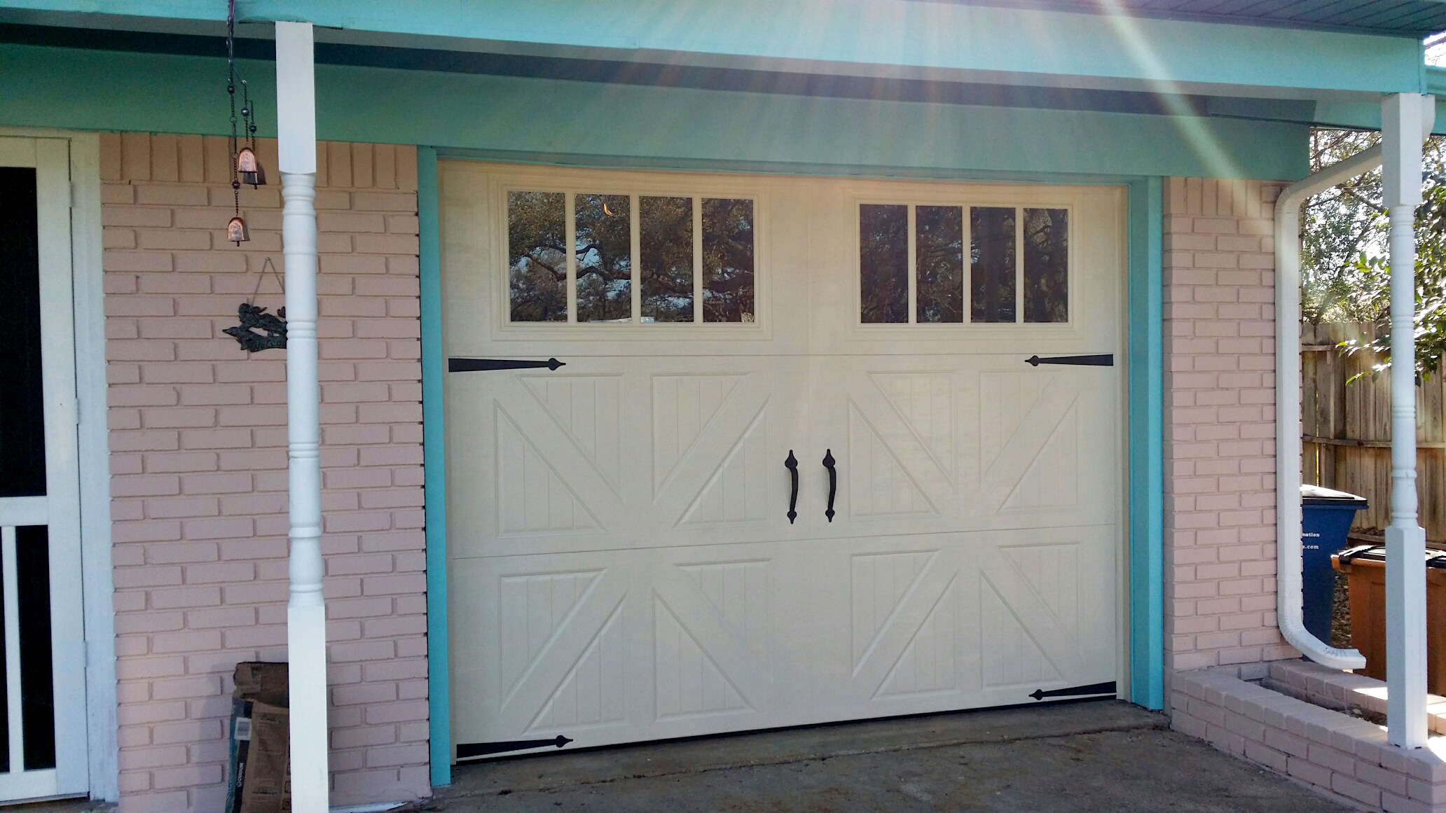 austin new garage doors
