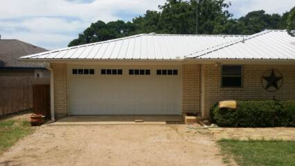 kyle garage door repair new install