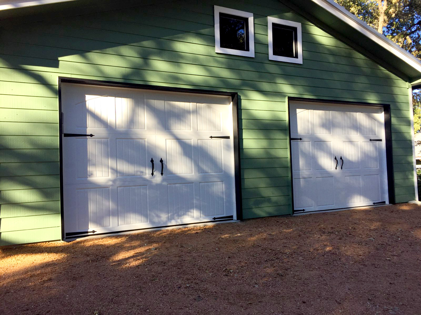 Hutto overhead garage door sales repair