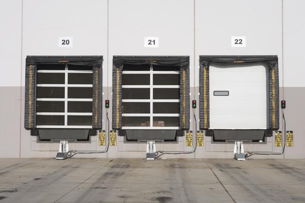 austin commercial overhead garage doors