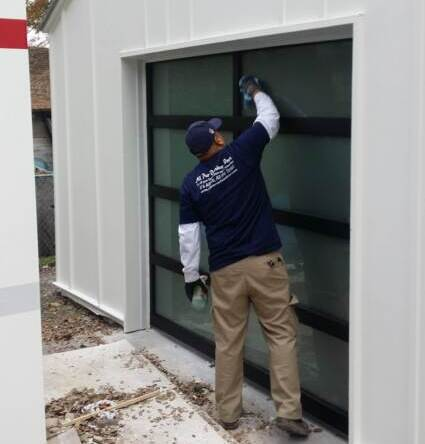 san marcos tx new garage doors install repair